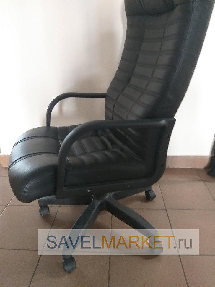 Сломалось кресло, недорогой ремонт СавелМаркет.ру