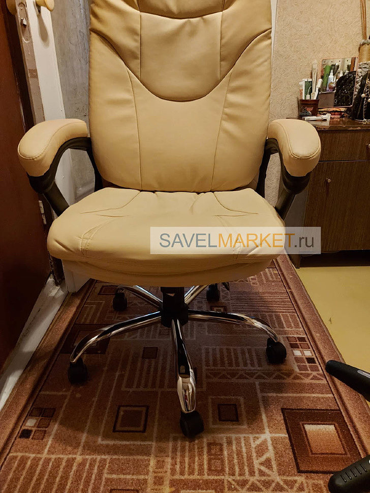 Срочный ремонт компьютерных кресел в Москве, выезд в день заказа Savelmarket.ru - магазин запчастей для кресел