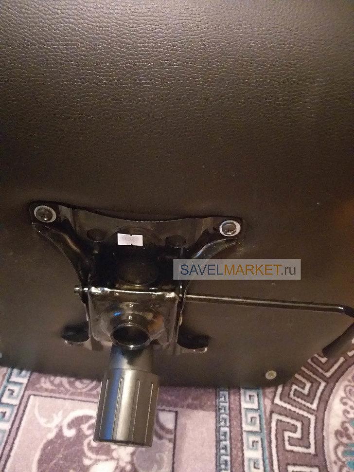 Ремонт офисного кресла, замена G008 (Топ-гана 150х200)