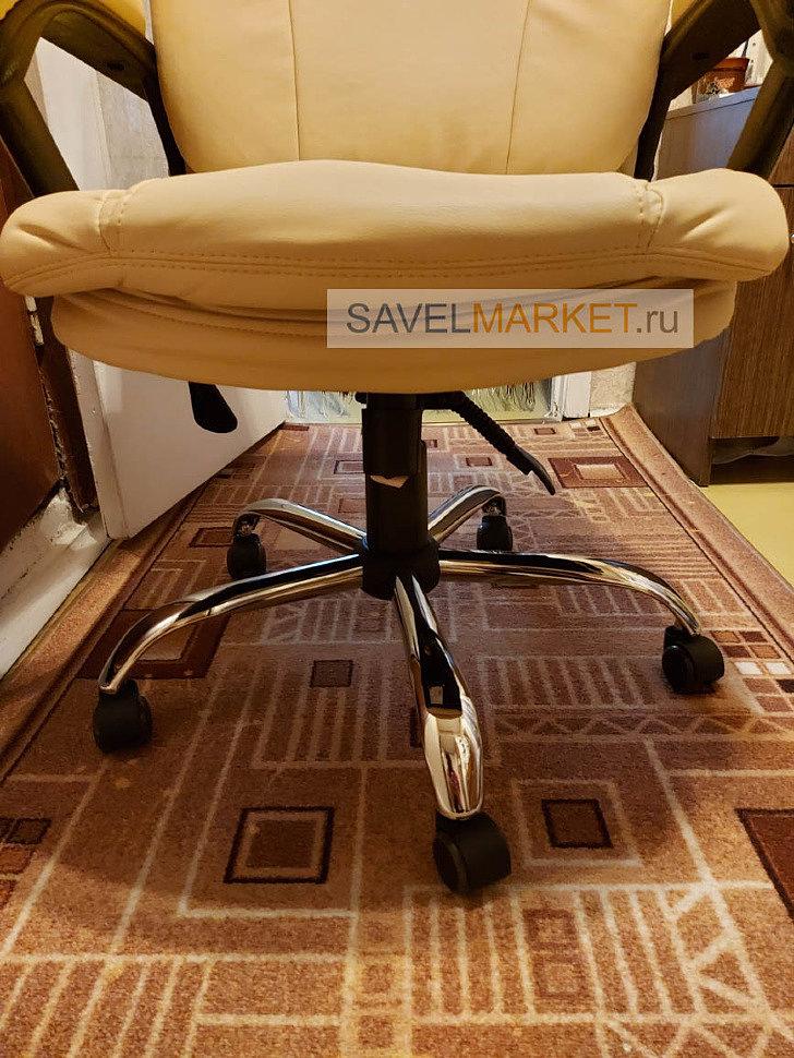 Поломалось компьютерное кресло, заказать мастера на дом для ремонта в Москве и Московской области