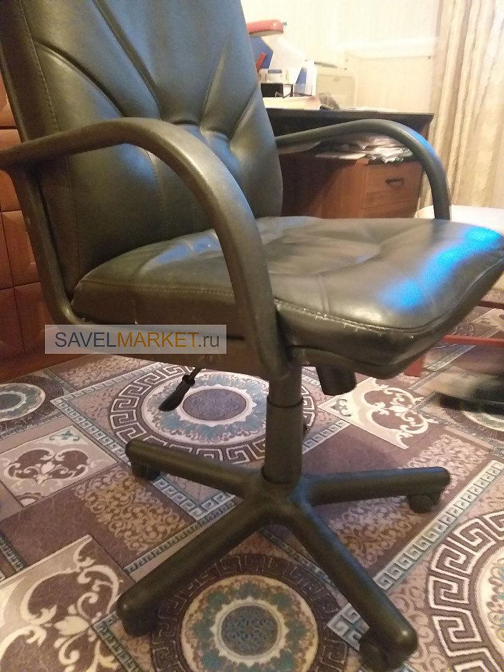 Срочный ремонт кресел мастером SavelMarket с выездом на дом, Ремонт компьютерных кресел в офисе, замена газлифтов и Топ-гана