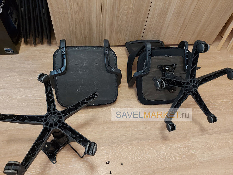 Сломалось кресло, вызвать мастера в офис на ремонт кресла в день обращения Савелмаркет.ру