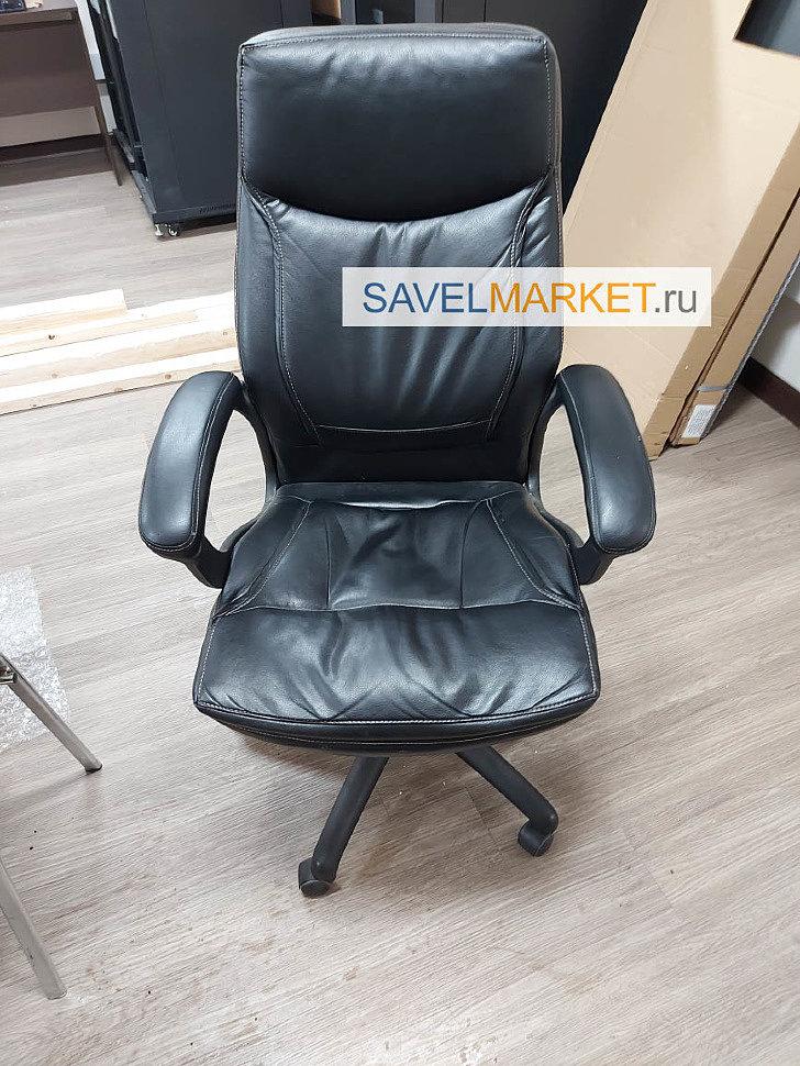Сломалось компьютерное или офисное кресло - ремонт офисных кресел, оплата по счету, наличными, банковской картой, с гарантией - Savelmarket ru