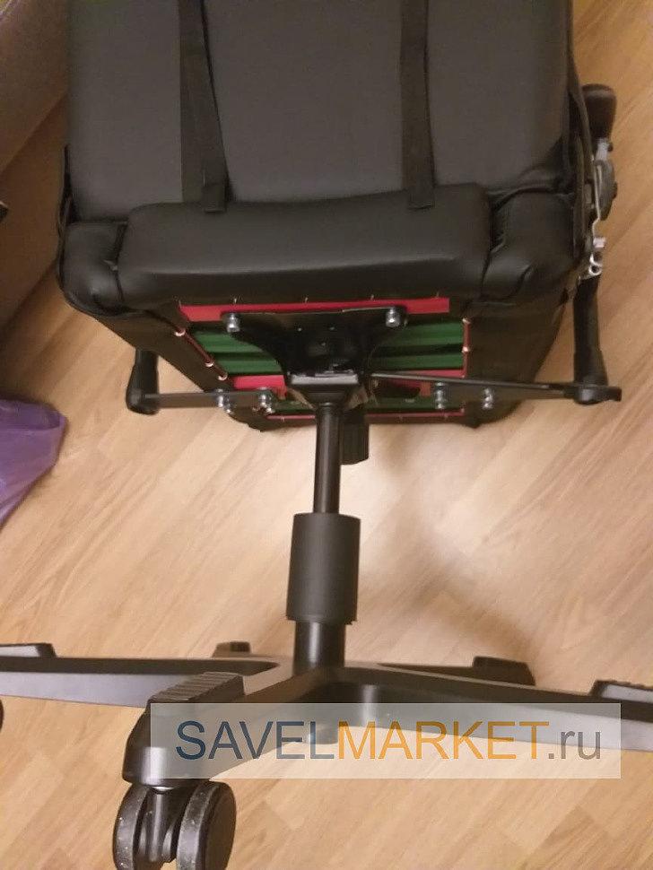 игровое кресло сломался газлифт
