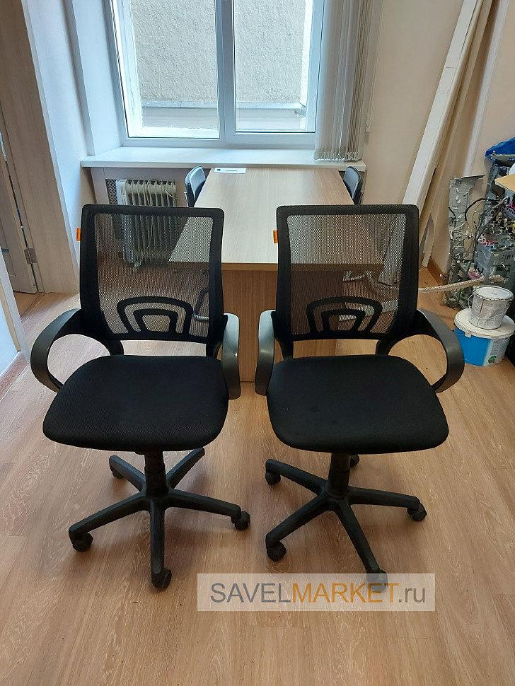 Сетчатые кресла Chairman ремонт с выездом мастера в Москве и Московской области, Savelmarket.ru