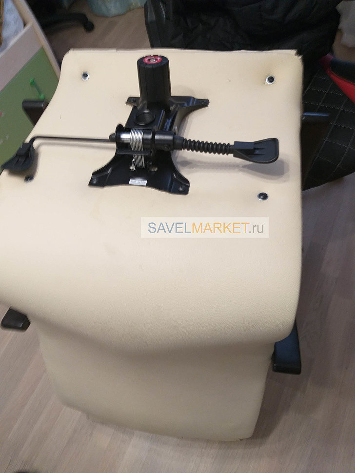 Механизм G005 LUX для компьютерного кресла, купить в Москве рядом с метро Савеловская, Savelmarket