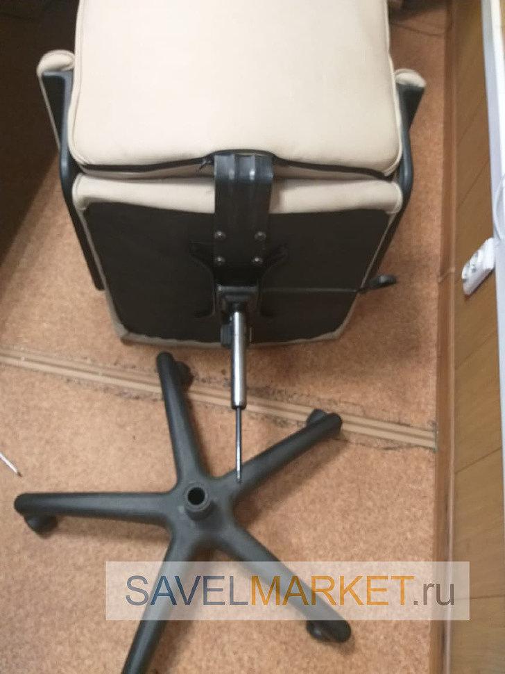 сломался газлифт на кресле