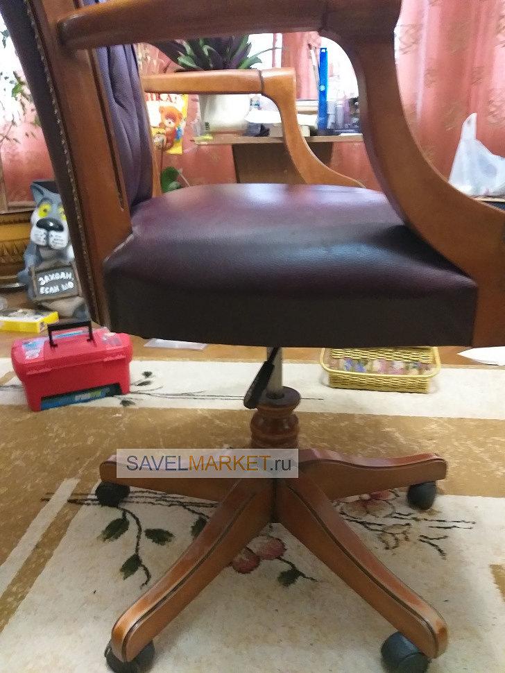 Ремонт компьютерного кресла с выездом мастера Савелмаркет