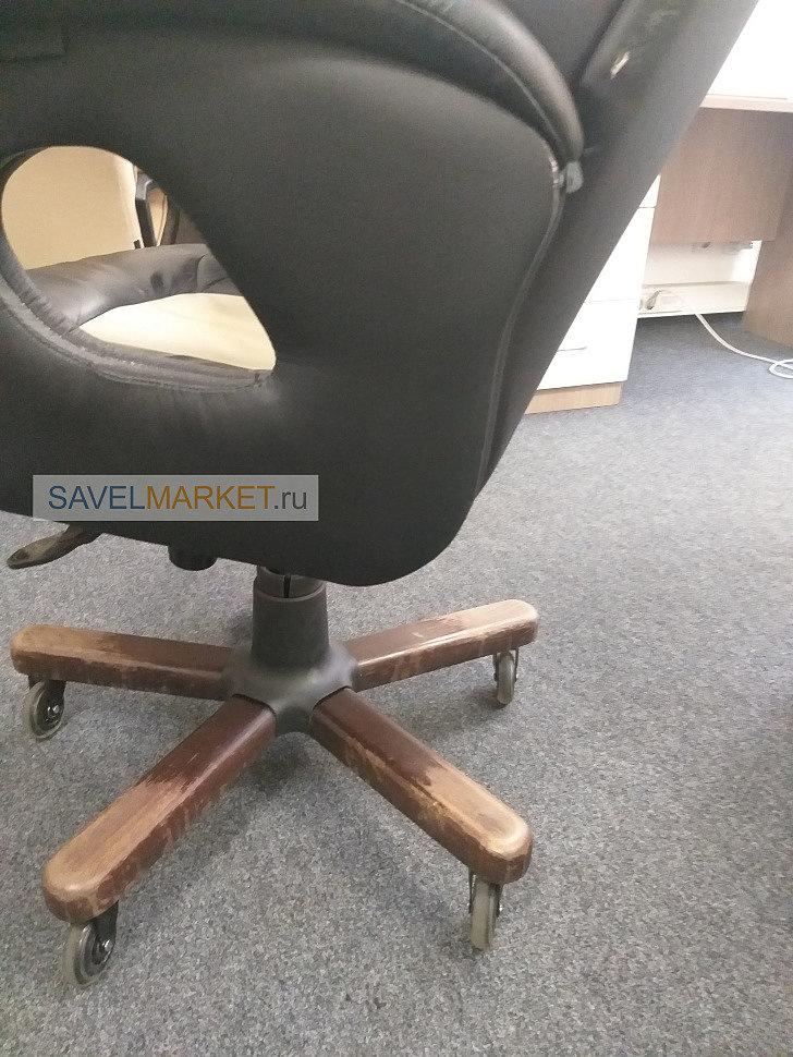 Срочный ремонт кресла Савелмаркет в Москве с выездом мастера
