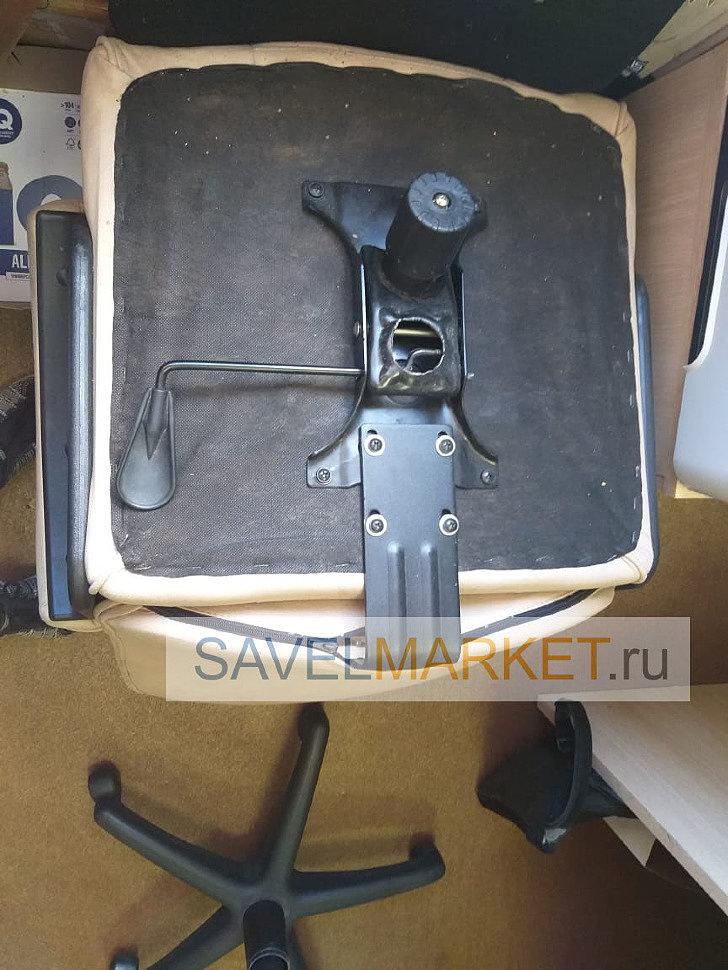 Выломан стакан у топгана - механизма качания на кресле