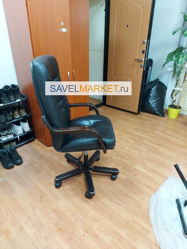 Ремонт компьютерного кресла в офисе - - вызвать мастера на дом, в офис в день обращения, Запчасти для ремонта офисных кресел - Savelmarket ru