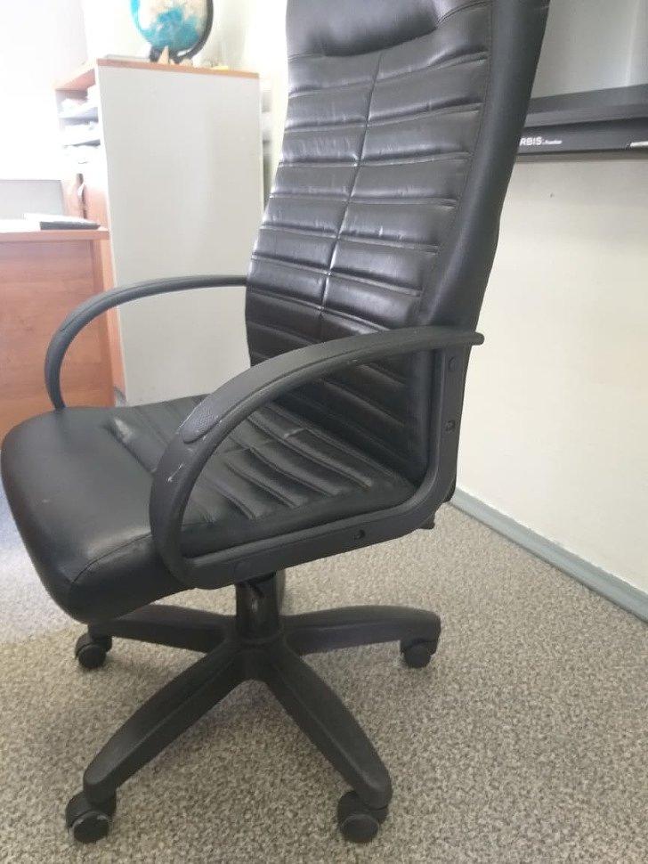 Замена ТопГана на кресле