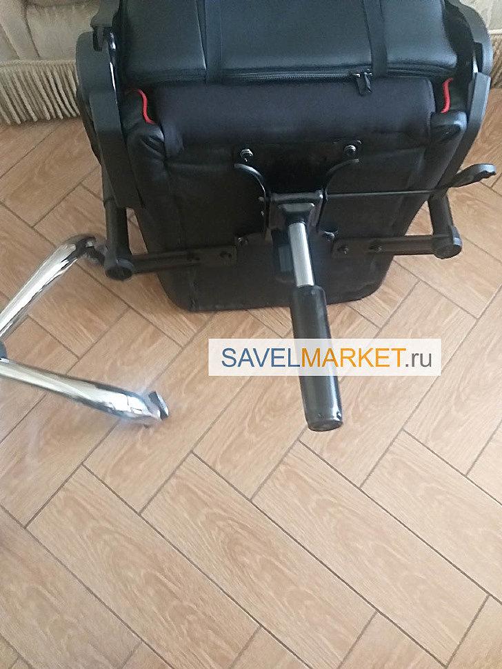 Сломался газлифт на игровом кресле Viking - вызвать мастера на дом, в офис в день обращения, Запчасти для ремонта офисных кресел - Savelmarket ru