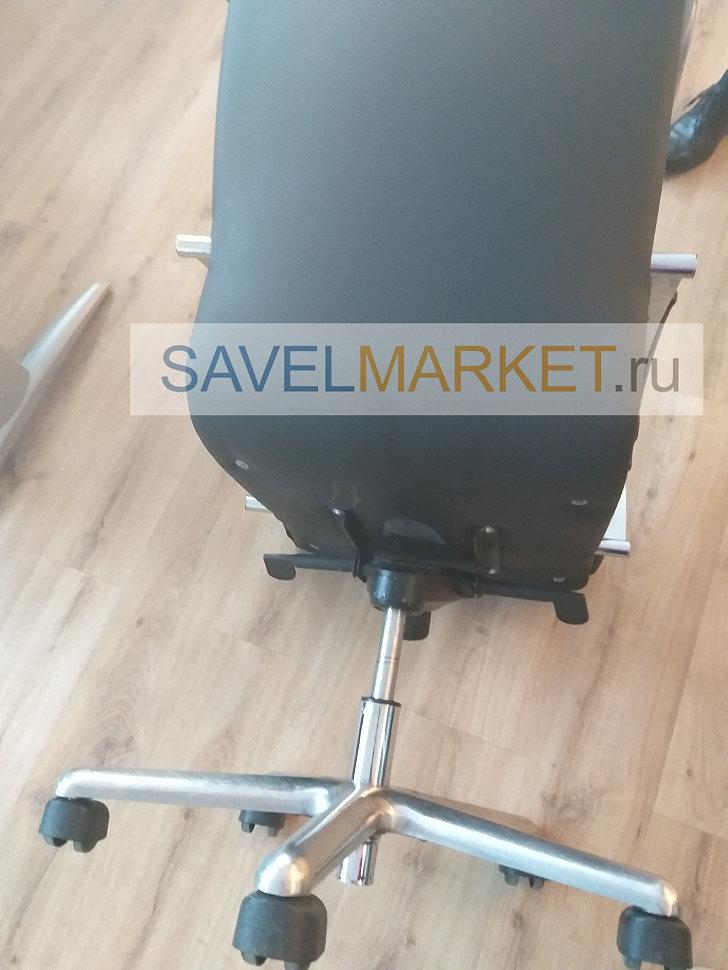 Ремонт кресла с мультиблоком