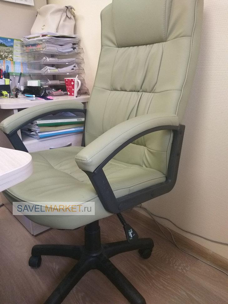 Ремонт офисного кресла с выездом Мастера savelmarket