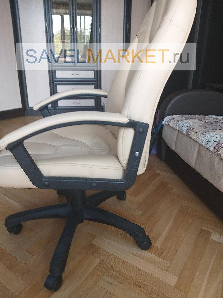 кресло руководителя просело нужен ремонт