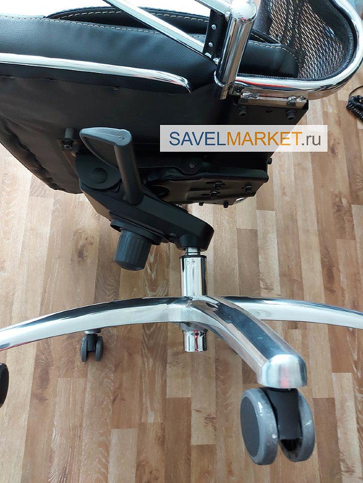 Кресло Метта ремонт - выезд мастера на дом, в офис в день обращения, Запчасти для ремонта офисных кресел - Savelmarket ru