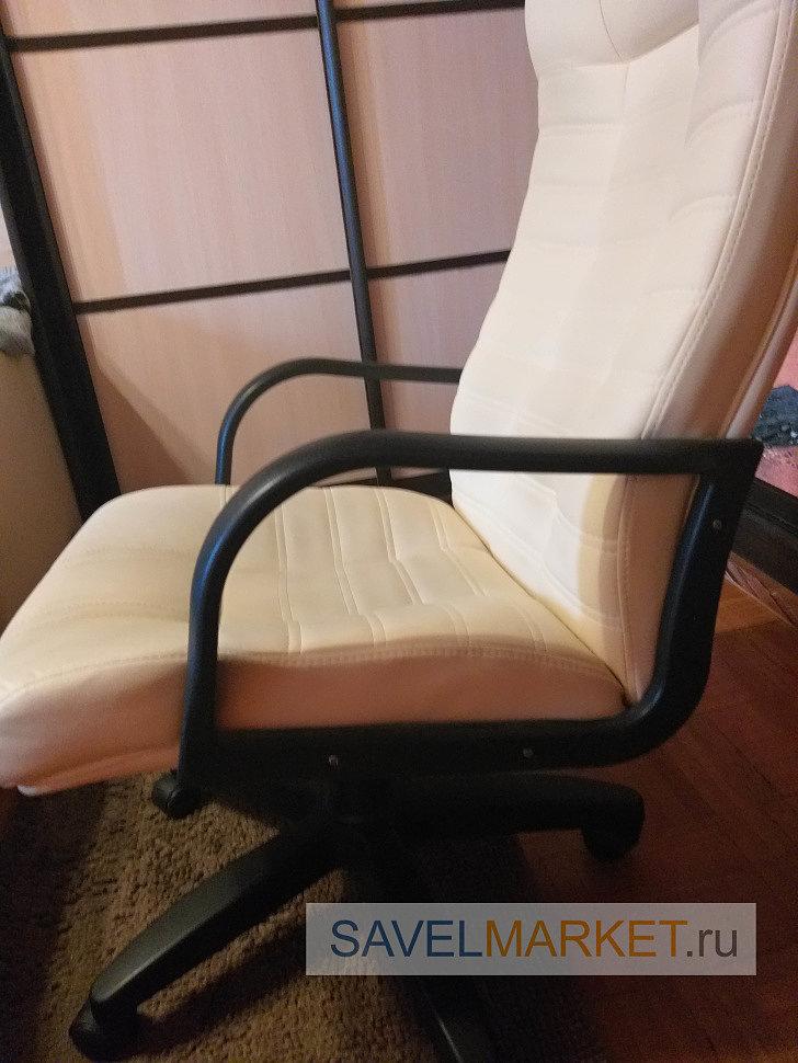 Ремонт компьютерного кресла в Москве, мастер Савелмаркет выезжает на дом или в офис