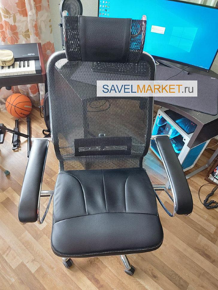 Ремонт кресла Metta - ремонт компьютерных и офисных кресел в Москве, выезд мастера Savelmarket ru в день обращения