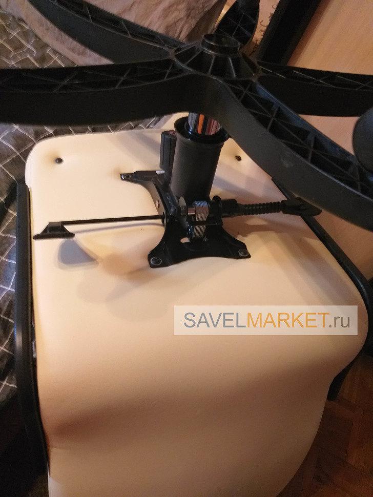 """Ремонт кресла, усиленный Механизм """"G005"""" LUX для кресла (150 x 250 мм) топган с дополнительной функцией фиксацией"""