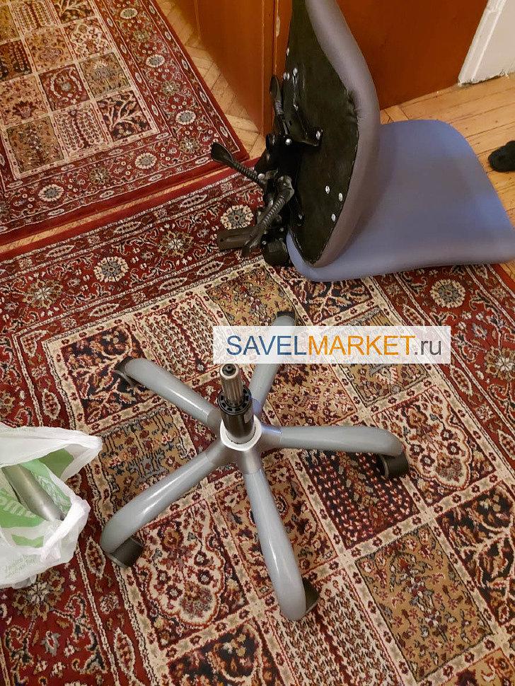 Замена газлифта Stabilus Германия выезд мастера SavelMarket в Москве на дом или офис, оплата картой, по счету