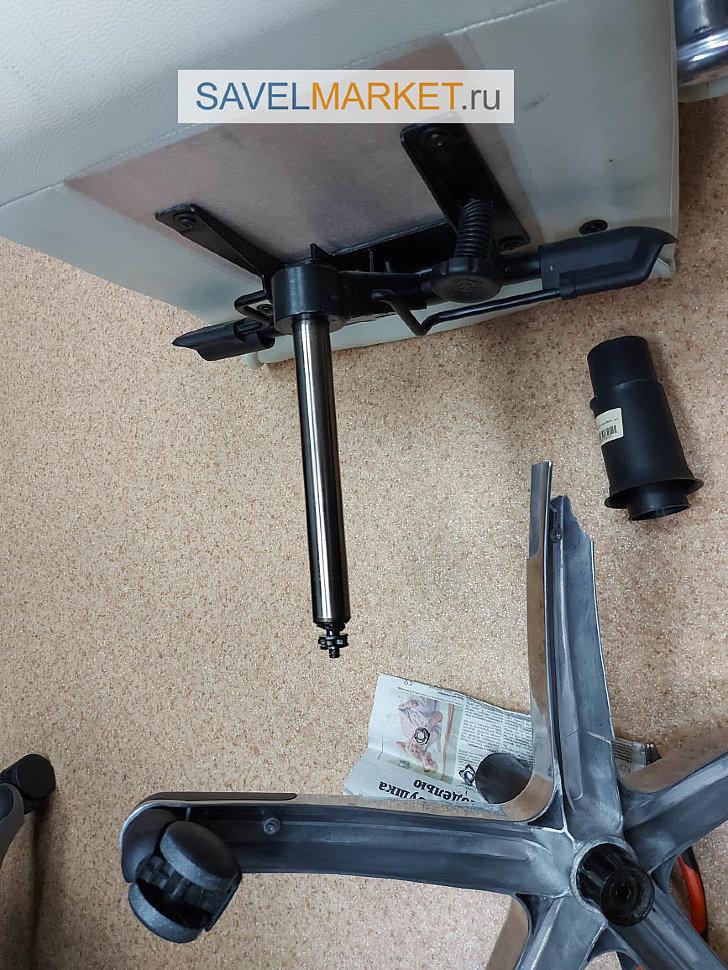 Сломалась металлическая крестовина на кресле Ремонт компьютерных и офисных кресел в Москве, фото, магазин запчастей для офисных кресел рядом с метро Савеловская - SavelMarket ru