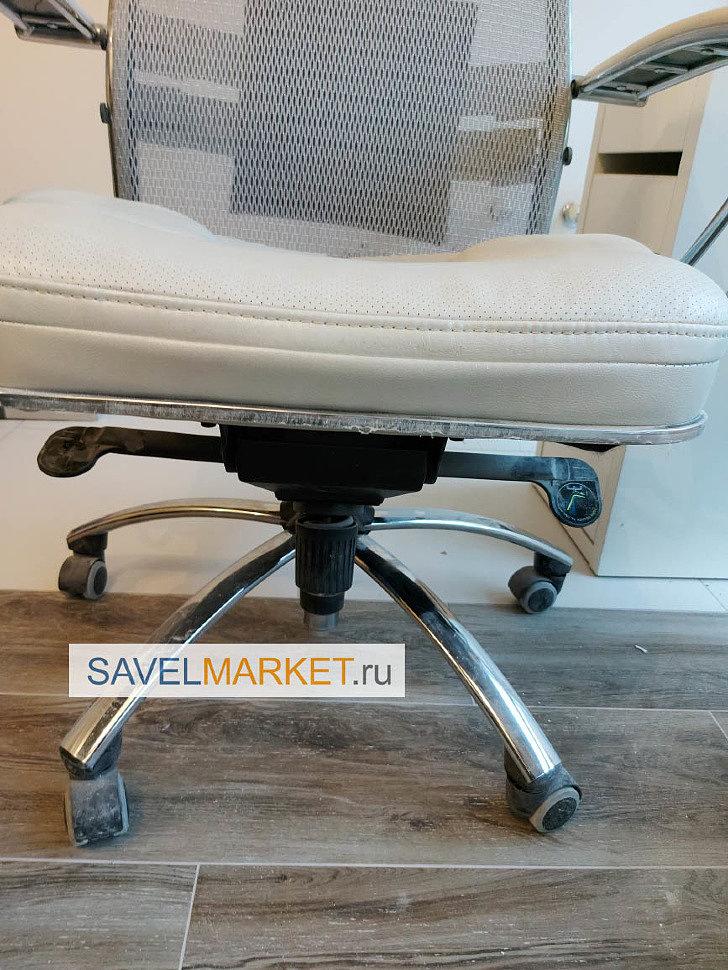 Сломалось кресло Самурай Samurai Metta - магазин запчастей для кресел рядом с метро Савеловская, Savelmarket.ru