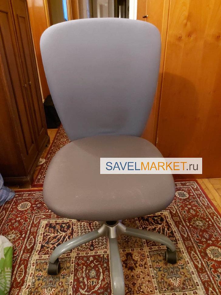 Мастер на Savelmarket отремонтировал кресло в Москве - выезд мастера SavelMarket в Москве на дом или офис, оплата картой, по счету