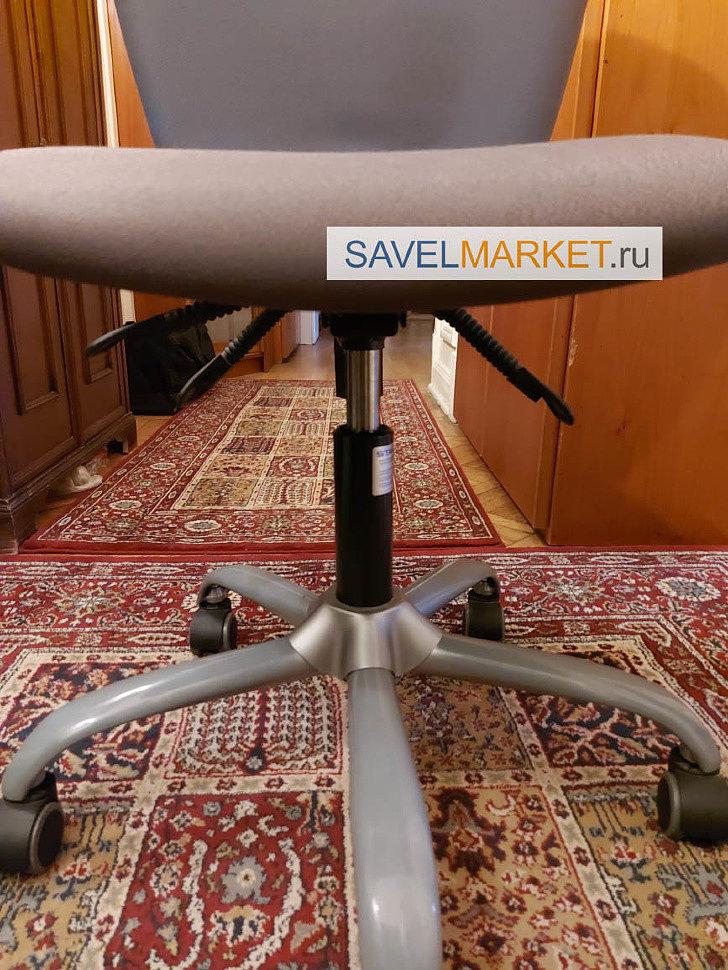 Замена газлифта на кресле магазин запчастей для кресел рядом с метро Савеловская, Savelmarket ru