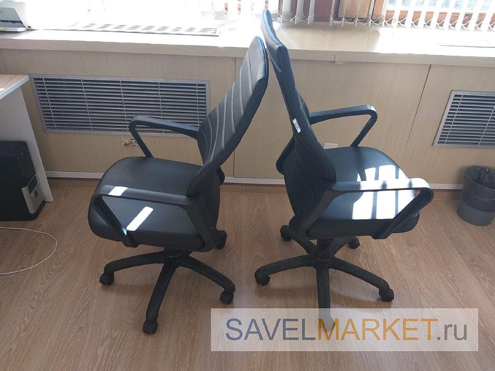 Отремонтированные офисные кресла