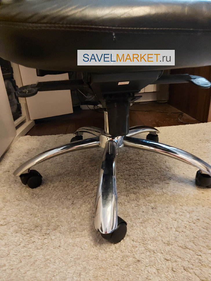 Сломалось компьютерное кресло в Москве - вызвать мастера на дом, в офис в день обращения, Запчасти для ремонта офисных кресел - Savelmarket ru