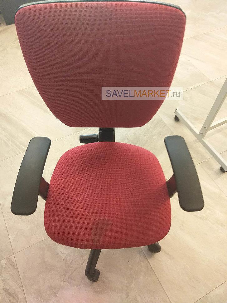 Ремонт офисного кресла, купить запчасти в Москве рядом с метро Савеловская