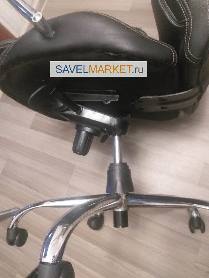 Сломался газлифт с завышенным конусом на офисном кресле - выезд мастера на дом, в офис в день обращения, Запчасти для ремонта офисных кресел - Savelmarket ru
