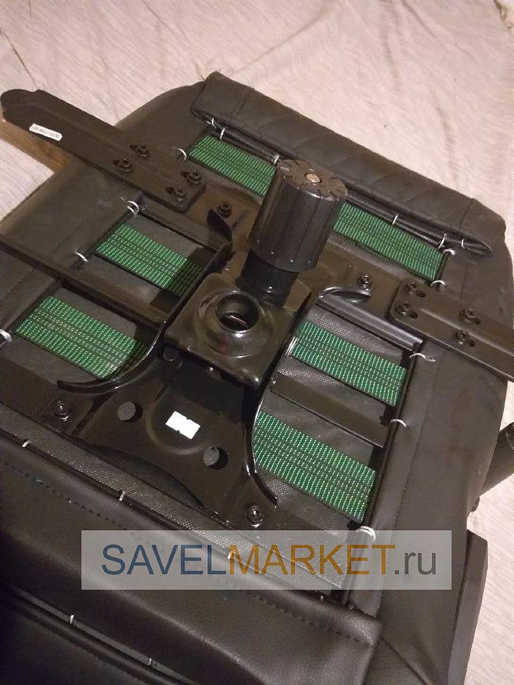 Ремонт компьютерный, офисных и игровых кресел, замена механизма Топ-Ган Thunder X3