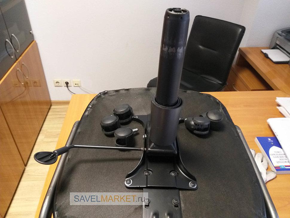 Ремонт компьютерного кресла в офисе, выезд мастера, магазин запчастей в Москве рядом с метро Савеловская