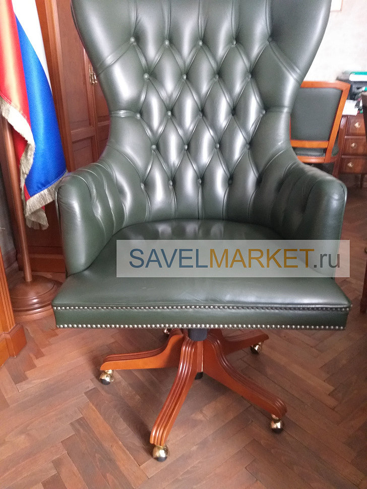 Ремонт компьютерных и офисных кресел, выезд мастера на дом в офис, Savelmarket.ru