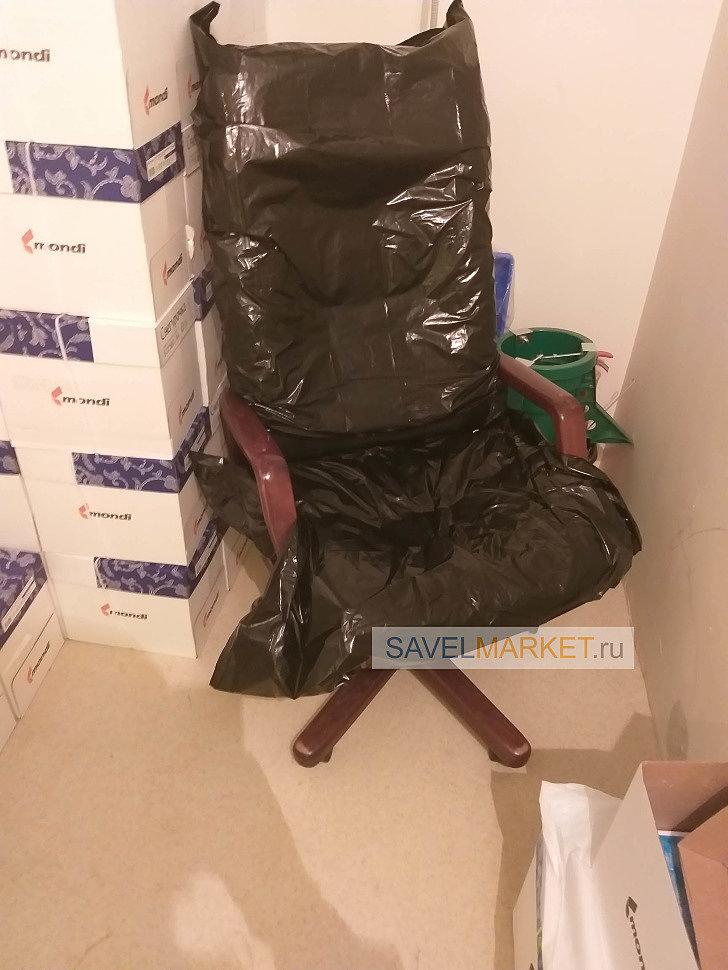 Ремонт кресла с деревянными подлокотниками
