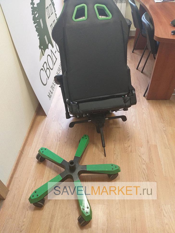 На игровом кресле DXRacer сирии KING OH/KS06/NE сломался газлифт