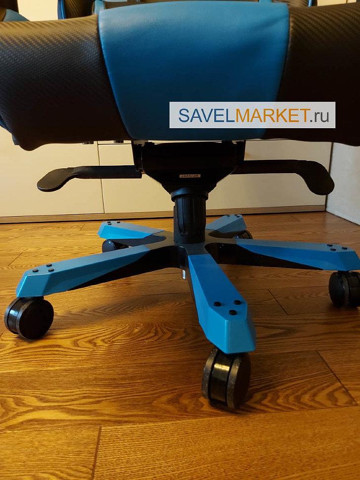 Ремонт игрового кресла дхрайсер в Москве - выезд мастера SavelMarket в Москве на дом или офис, оплата картой, по счету