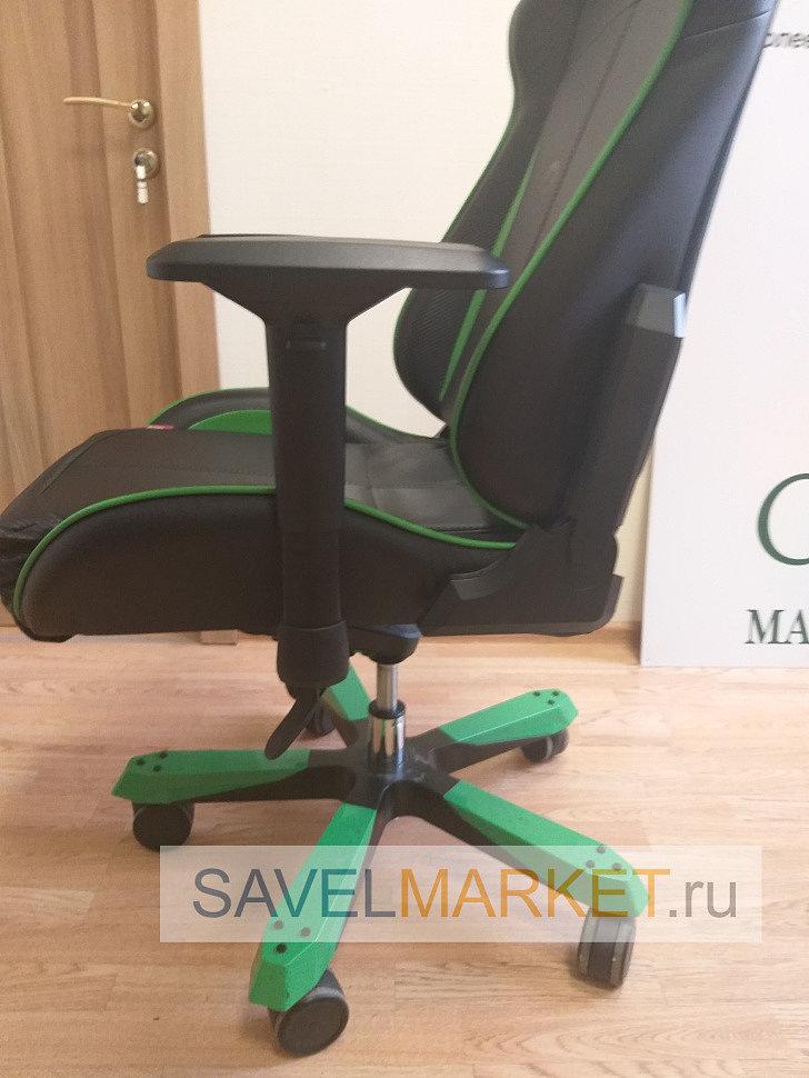 Ремонт компьютерного кресла DXRacer сирии KING OH/KS06/NE Savelmarket