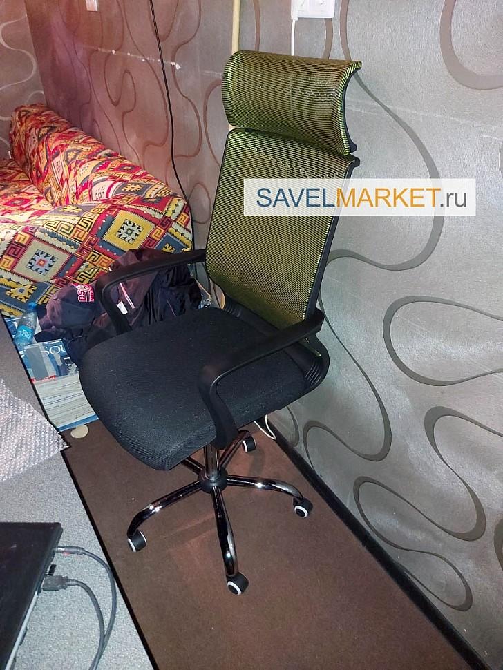 Ремонт газлифта на кресле - вызвать мастера на дом, в офис в день обращения, Запчасти для ремонта офисных кресел - Savelmarket ru