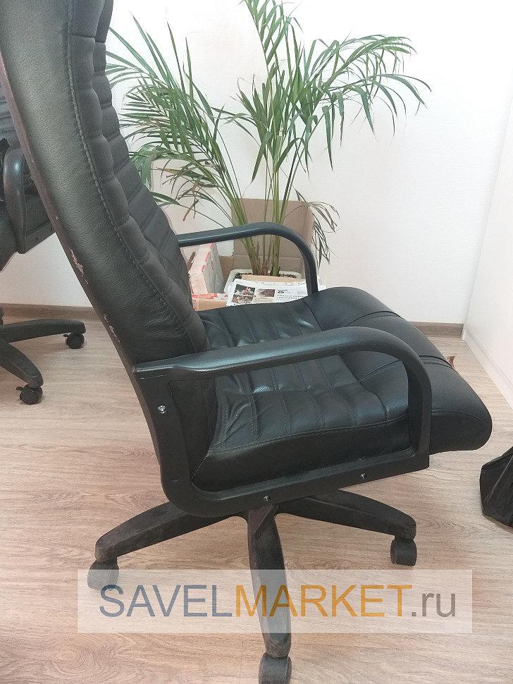 Ремонт компьютерного кресла Savelmarket