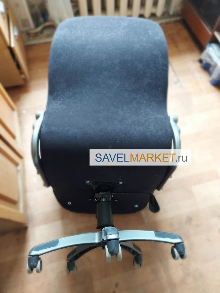 Ремонт кресла Бюрократ, замена механизма Топ-Ган 150x250 - выезд мастера на дом, в офис в день обращения, Запчасти для ремонта офисных кресел - Savelmarket ru
