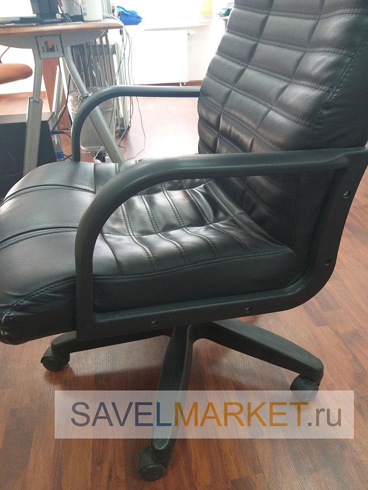 Ремонт офисного кресла мастером Savelmarket