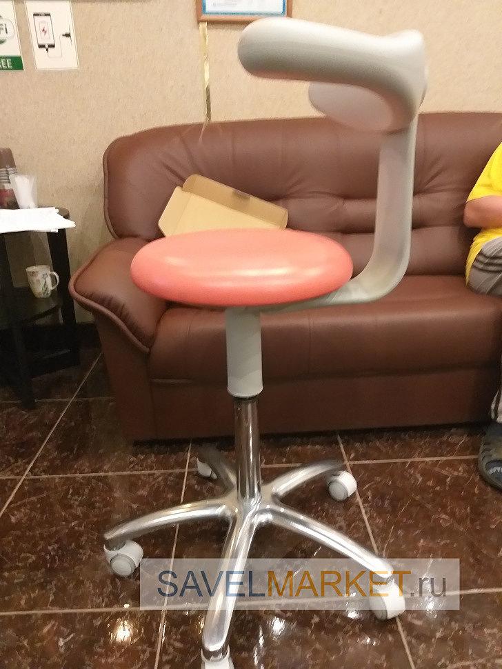 Ремонт кресла в стоматологии Savelmarket