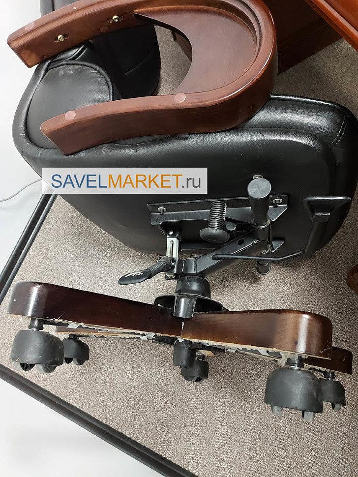 Ремонт кресла с усиленным механизмом - выезд мастера на дом, в офис в день обращения, Запчасти для ремонта офисных кресел - Savelmarket ru