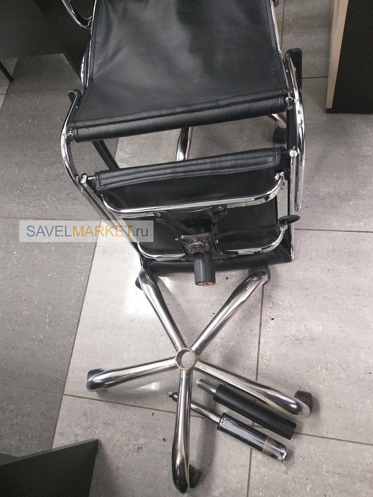 Замена Газлифта на офисном кресле