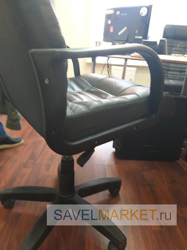 Мастер савелмаркет отремонтировал офисное кресло