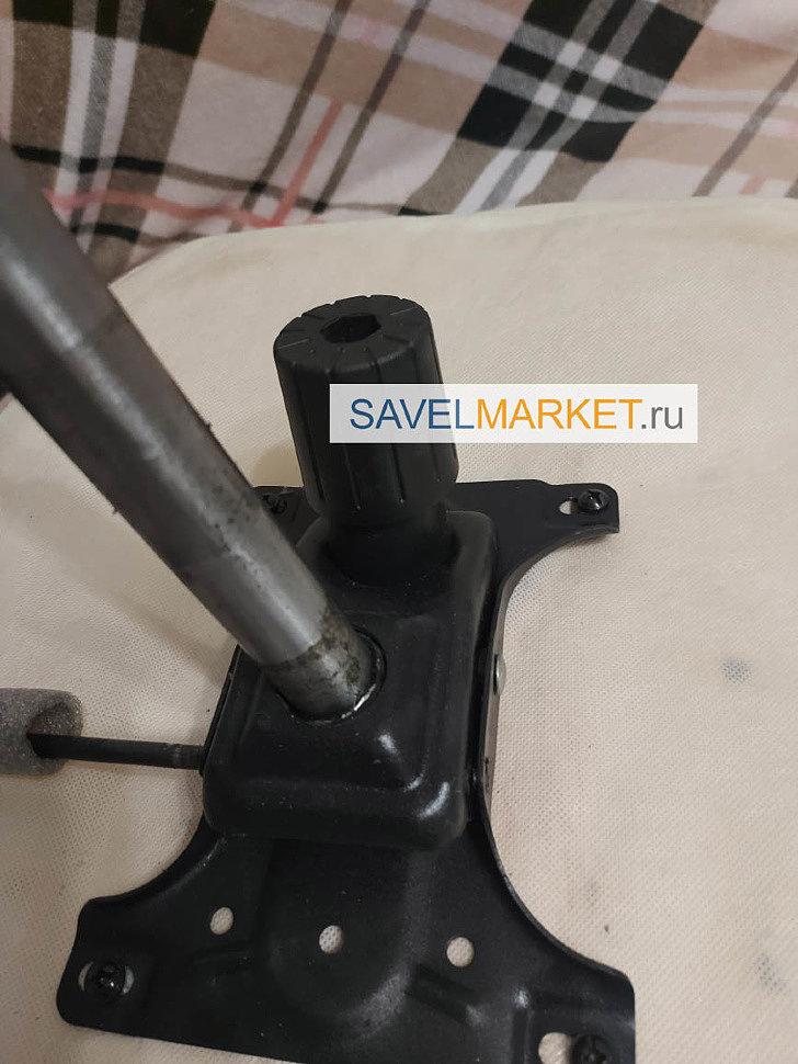 Сломался Топ-ган на кресле - выезд мастера на дом, в офис в день обращения, Запчасти для ремонта офисных кресел - Savelmarket ru