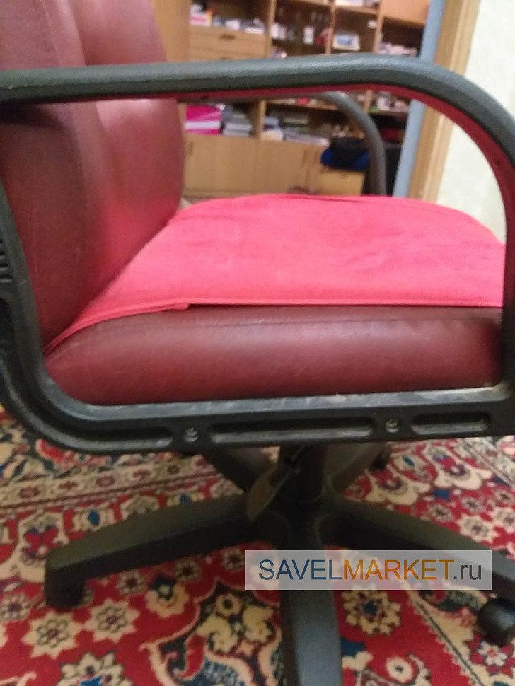 ремонт компьютерного кресла в Москве